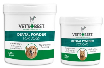 Vet's Best DENTAL POWDER